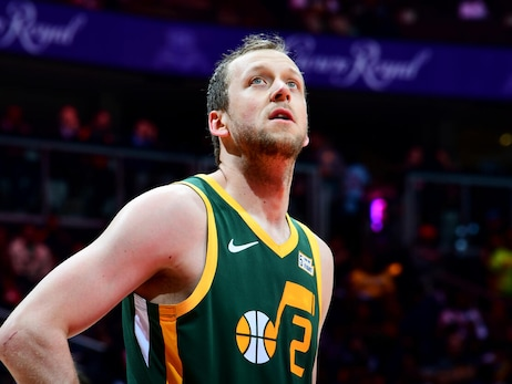 'Nowhere else I'd want to be': Utah Jazz wing Joe Ingles agrees to contract extension