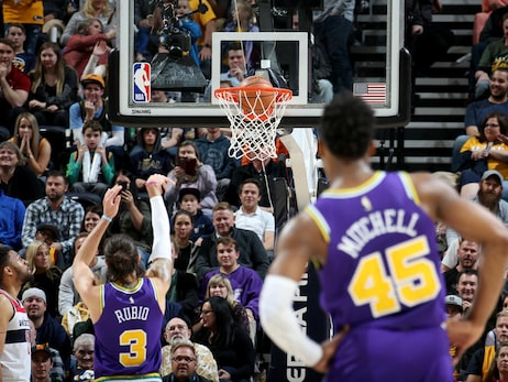 The Roundup—Mitchell scores 35, leads Jazz past feisty Wizards