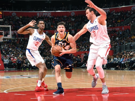 The Roundup—Allen nets 40 as Jazz fall to Clippers in overtime