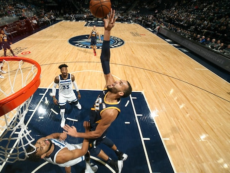 The Roundup—The Utah Jazz get a bounce-back win over the Minnesota Timberwolves