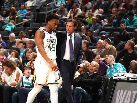 Utah Jazz coach Quin Snyder hopes NBA's Orlando games can provide a platform for racial equality and social justice reform