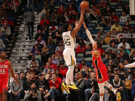 The Roundup—Mitchell scores 46, but Jazz drop heartbreaker in New Orleans