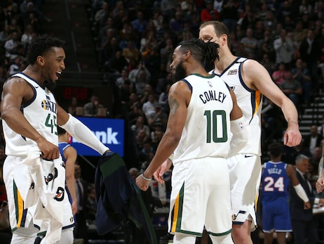The Roundup—Utah Jazz share the ball and get back to their winning ways with a 123-101 victory over Sacramento