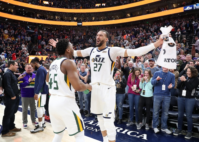 'He's an All-Star'—Utah Jazz center Rudy Gobert makes a statement in win over the Dallas Mavericks