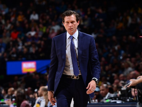 Jazz coach Quin Snyder to serve on National Basketball Coaches Association's committee on racial injustice and reform