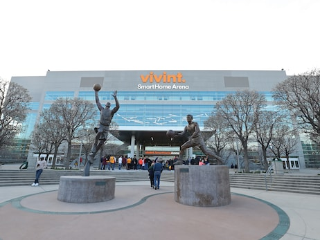 Vivint Arena to reopen with limited number of fans at Utah Jazz Games
