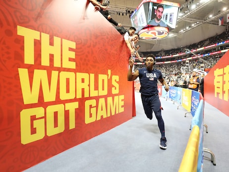 FIBA World Cup: Ingles, Mitchell, Gobert all Day 1 winners