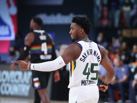 Donovan Mitchell chosen to serve on new National Basketball Social Justice Coalition