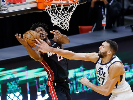 Utah Jazz take a loss and get a lesson from Jimmy Butler and the Heat