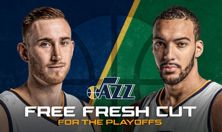 Free Fresh Cut for the Playoffs