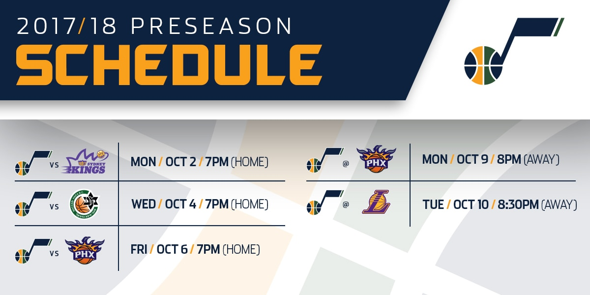 It's just a photo of Decisive Utah Jazz Schedule Printable