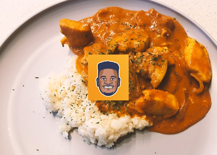 Morgan's Magnificent Chicken Tikka Masala | Utah Jazz
