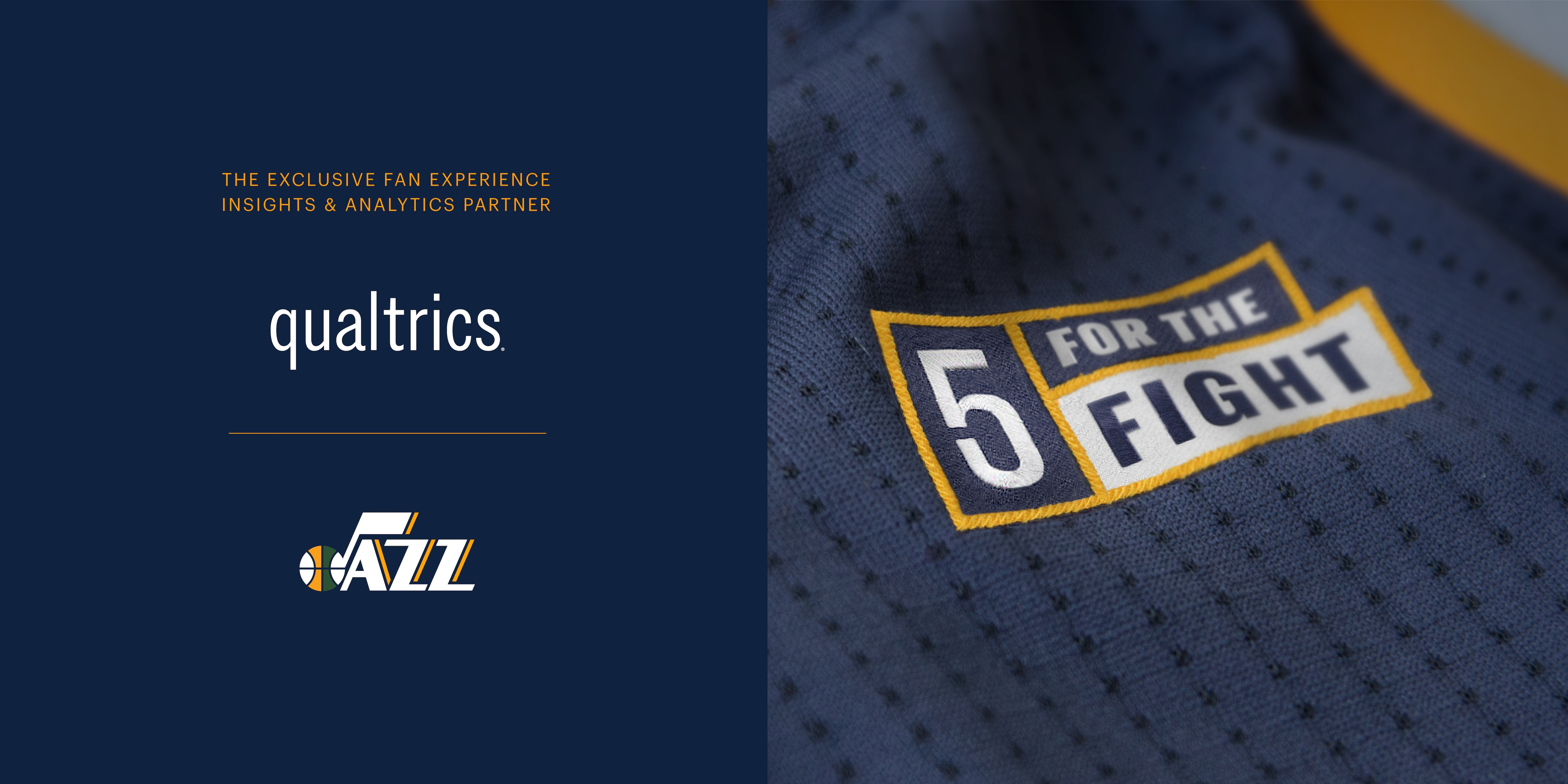 Utah Jazz and Qualtrics Partner To Revolutionize Fan Experience and ... 7c631e413
