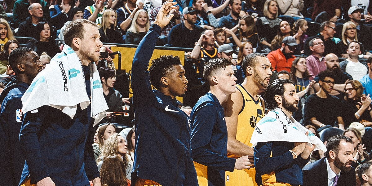 The Roundup Jazz 125 Clippers 113