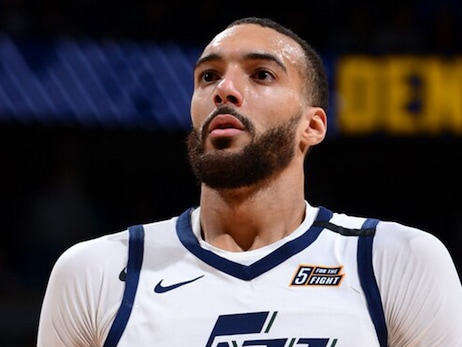 Rudy Gobert contributes $500,000 to part-time employees, COVID-related services
