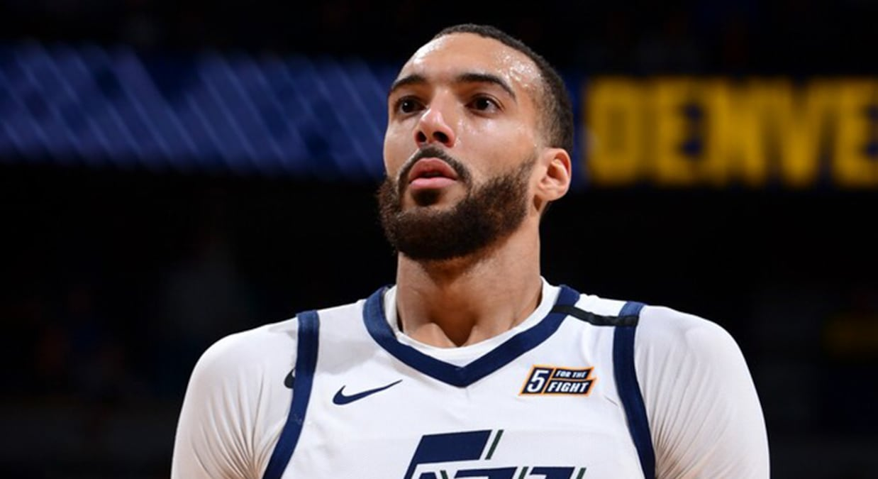 Rudy Gobert Contributes 500 000 To Part Time Employees Covid Related Services Utah Jazz