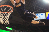 2013-14 Utah Jazz McDonald's Dunk Team - 1