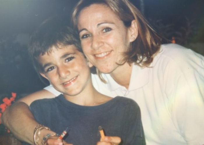 Picture of Ricky  Rubio Mother, called Tona