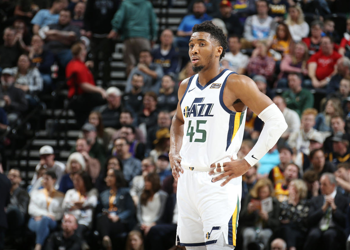Donovan Mitchell vows to come back better than ever after a longer, quieter summer