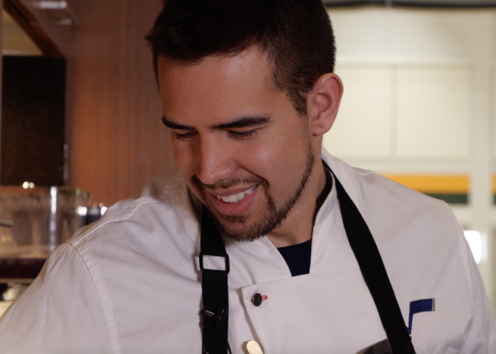 Fueling Success: Utah Jazz chef Anthony Zamora takes you inside the kitchen