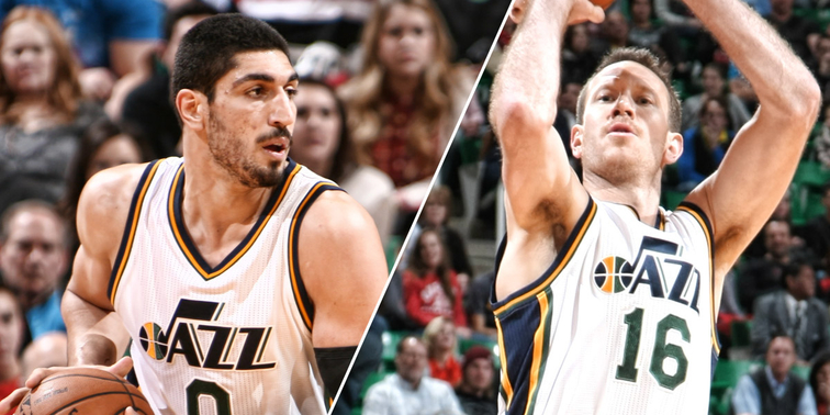 jazz acquire three players and two future draft picks in