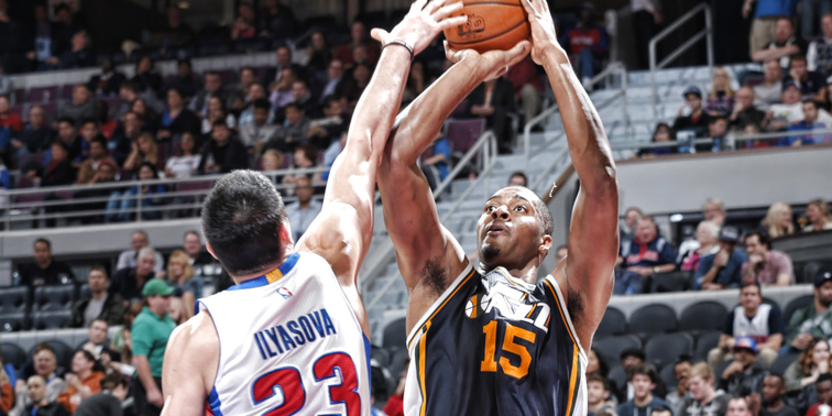The Roundup—Jazz 87, Pistons 92 | Utah Jazz
