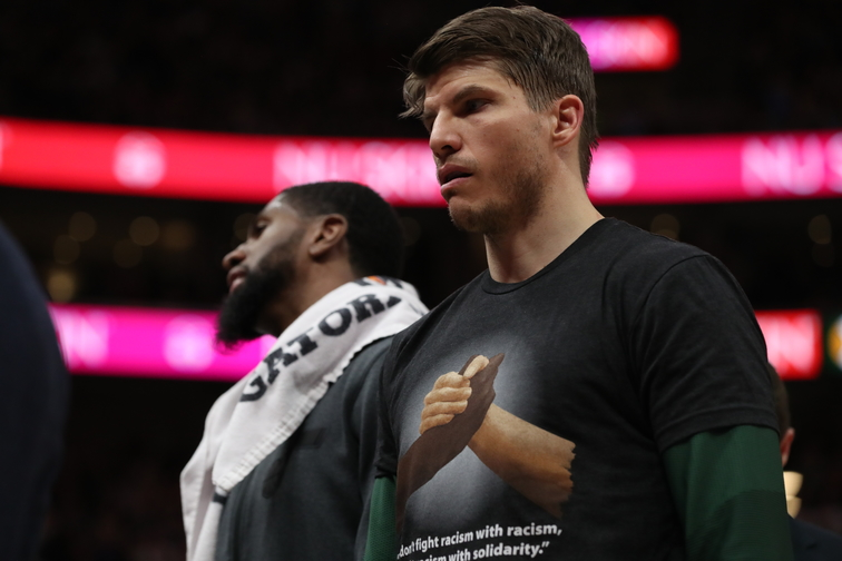 nba stars respond with gratitude and support for kyle korvers essay  nba stars respond with gratitude and support for kyle korvers essay on  white privilege and racism