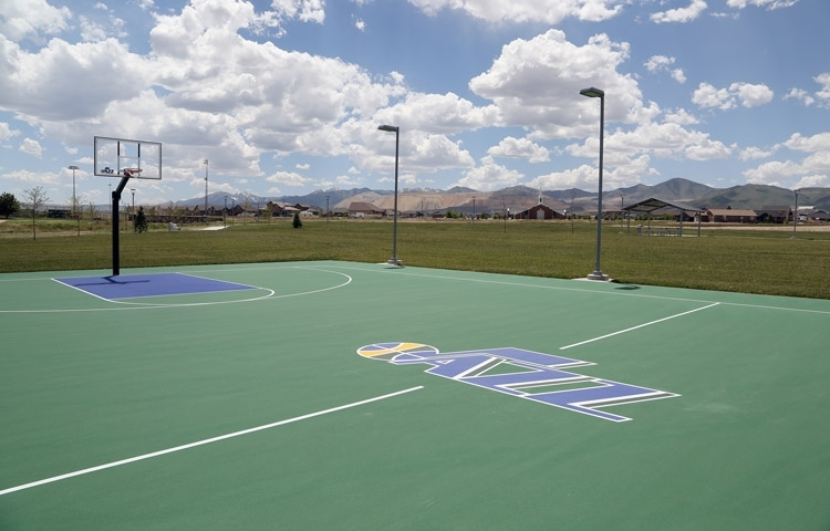 Utah Jazz and Larry H. Miller Charities to Unveil New Basketball Court in  West Bountiful City 06ecc6a32