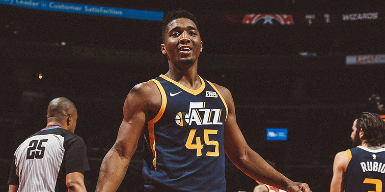 Donovan Mitchell To Participate In 2018 Taco Bell Skills