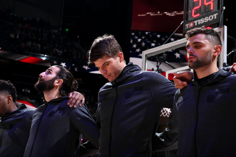 241bcfc35 Kyle Korver nominated for NBA s Teammate of the Year. By Aaron Falk.  utahjazz.com