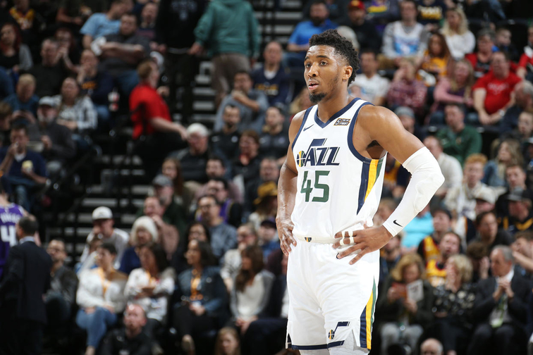 25250ae5e2fa Donovan Mitchell vows to come back better than ever after a longer ...