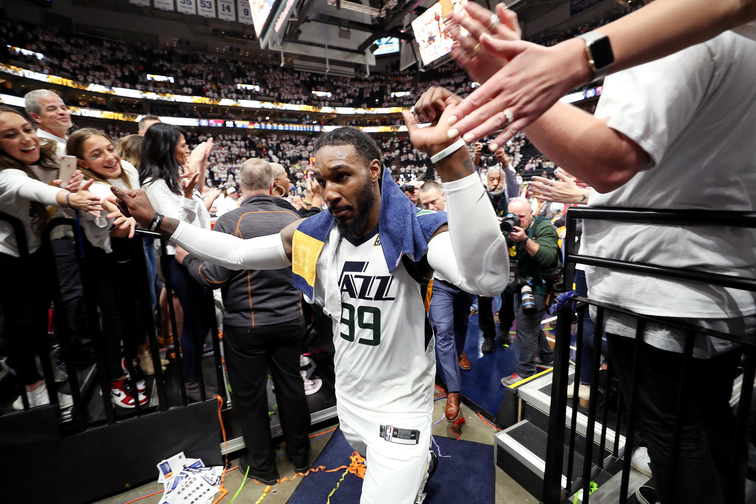 b958cca37 Jae Crowder s offseason plans  Become another playmaker for the Utah Jazz