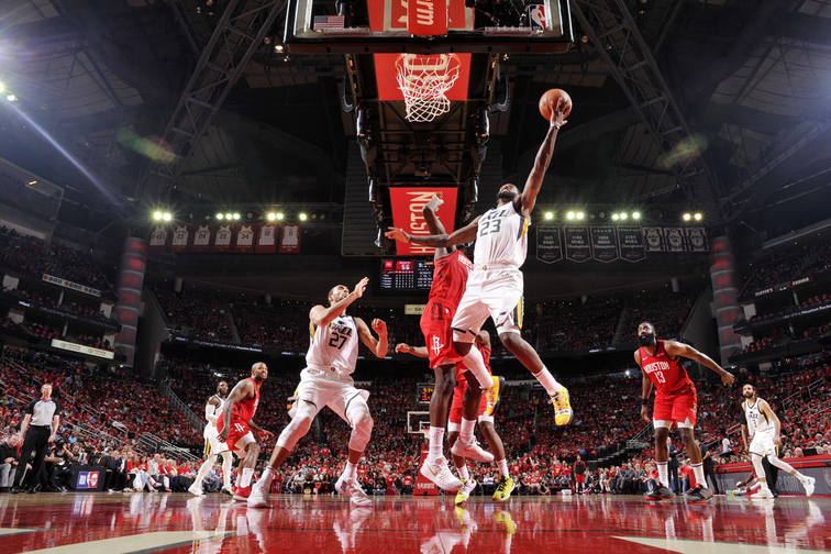 Utah Jazz v Houston Rockets - Game Five