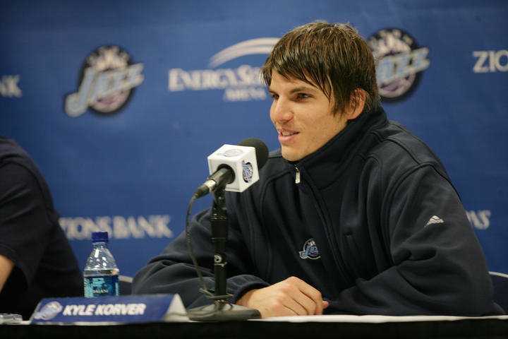 378bc29c595a 5 memorable moments from Kyle Korver s first run with the Utah Jazz ...