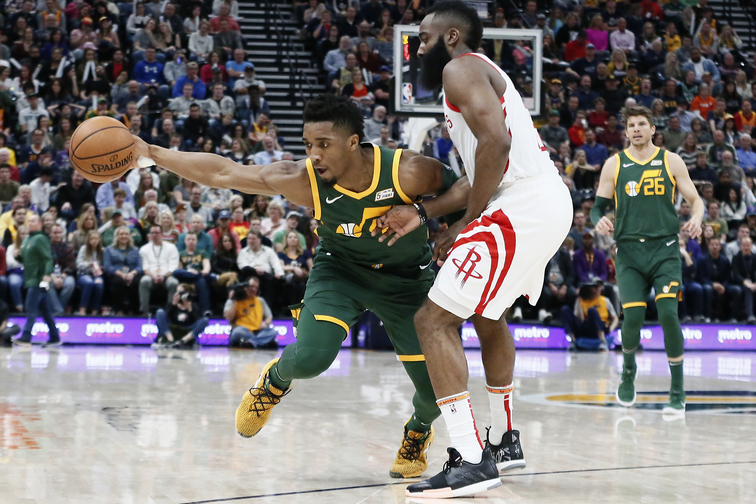 79ca70e00eb Jazz vs. Rockets—Round 1 Preview | Utah Jazz