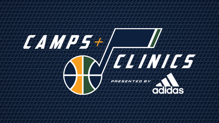01137348d10 adidas partners with Utah Jazz for Youth Camps and Clinics program ...
