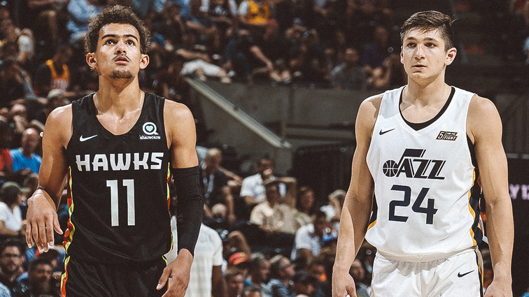 Watch Grayson Allen, Trae Young Get Into Scuffle During Summer League Game