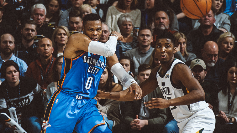 Jazz Vs Thunder Round  Preview