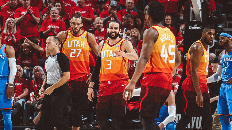 b93631730ca The Roundup—Rubio leads Jazz to 2-1 series lead | Utah Jazz