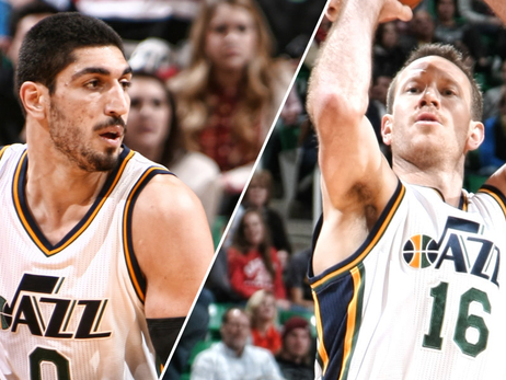 Jazz Acquire Three Players and Two Future Draft Picks in Three-Team Trade