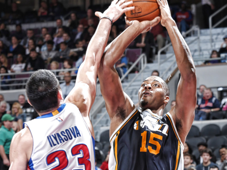 The Roundup—Jazz 87, Pistons 92