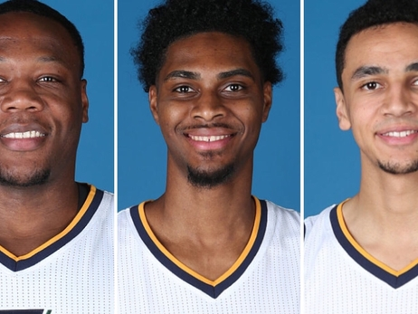 Jazz Waive Dawson, Ford and Paige