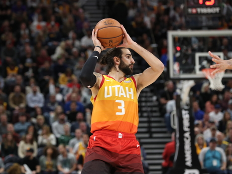 Utah Jazz point guard Ricky Rubio scores 12 points in first game back from hamstring injury