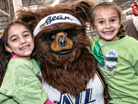 Jazz to Host Bear's Sock Drive