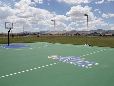Jazz to Unveil 15th Community Basketball Court in Bingham Junction Park