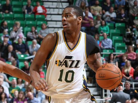 Utah Jazz Guard Alec Burks to Participate in Philippines NBA FIT Week