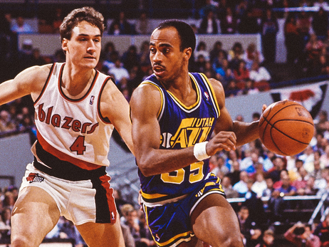 Darrell Griffith to Make Jazz Alumni Appearance