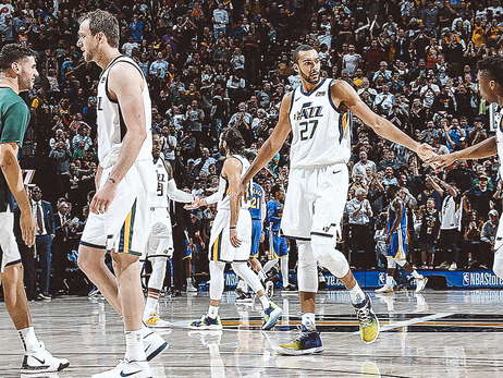 The Roundup—Jazz fall to Warriors on last-second tip-in