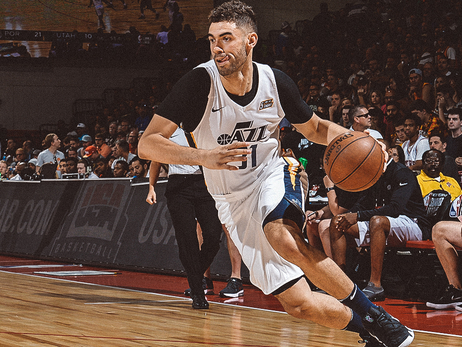 Jazz Sign Forward Georges Niang