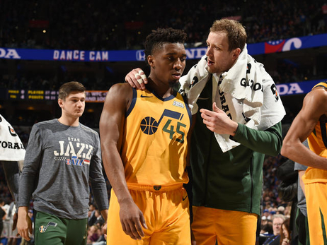 The Roundup—Mitchell, Jazz show fight but come up short in Philadelphia